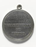 Official medal of representative of the people on the Conseil des Cinq-Cents, in the name of François-Victor-Romain …