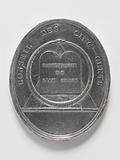Official medal of representative of the people at the Council of Five Hundred, 4th session, 20 May 1799