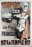 Tripes à la Mode de Caen. Most. Treats. 117, R du Temple, 117.