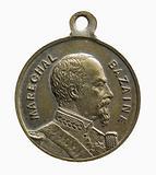 Marshal Bazaine, commander of the Metz garrison, 26 October 1870