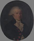 Portrait of Denis Le Roy, veterinarian of the household of King Louis XVI