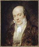 Portrait of Pierre-Jean Béranger, poet-chansonnier