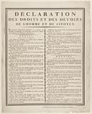 Declaration of the Rights and Duties of Man and of the Citizen