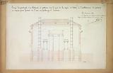 Building project for the steam pump, port of Rapée, current 12th arrondissement