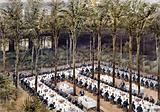 Banquet at the Palmarium, at the Galerie des Trente Meter, at the Champs-de-Mars, 23 October 1893