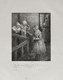 The Gossips, Plate 11 of the Lithographic Sketches 1824