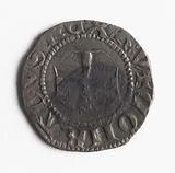 Petachina in Billon of Charles VI, 1380–1422
