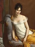 Portrait of Juliette Récamier, née Bernard