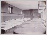 Driver's dormitory. Sainte-Pélagie Prison, 14 rue du Puits-de-l'Ermite, 5th arrondissement, Paris.