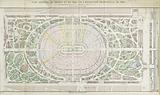 General plan of the Palace and the grounds of the Universal Exhibition of 1867