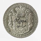 Bamberg and Wurzburg Convention Ecu, 1795