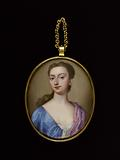 Presumed portrait of Lady Margaret Chudleigh