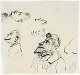 Five face studies