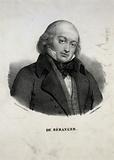 Portrait of Beranger