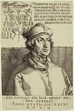 """Cardinal Albrecht of Brandenburg, known as the """"Little Cardinal"""""""