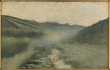 Morning fog, Diélette – Flamanville