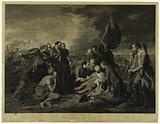 Death of General Wolfe after Benjamin West