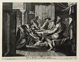 Philemon and Baucis after Rubens