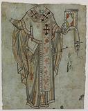 Saint Nicolas in foot