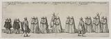 Funeral ceremony of Charles the third of the name, Duke of Lorraine, made in Nancy in the year 1608, twenty-fifth …