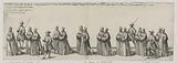 Funeral ceremony of Charles the third of the name, Duke of Lorraine, made in Nancy in the year 1608, forty-fifth plate …