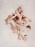 Mandolin dancer