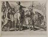 The Life of Ferdinand I of Medici, The Troops on the Move