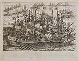 The Life of Ferdinand I of Medici, First naval combat