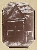 Amateur photographic album of the Universal Exhibition of 1900: Case anamite