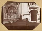 Amateur photographic album of the 1900 Universal Exhibition: Fontaine de Sèvres