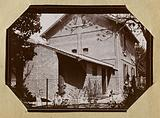 Amateur photographic album of the Universal Exhibition of 1900: [types of workers' houses]