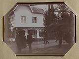 Amateur photographic album of the 1900 Universal Exhibition: Laiterie au Champ de Mars
