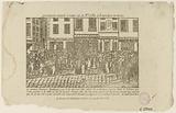 Kidnapping of the baker François rue de la Juiverie, popular riot at the Palu Market, 18 October 1789
