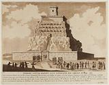"""""""Bastille"""" Lyonnaise. The prisoners delivered from the fortress of Pierre-Ancise by the patriots of Lyon (Rhône)."""