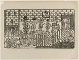 French Revolution. Massacres of the counter-revolutionary prisoners of the Castle in Avignon (Vaucluse) by the ….