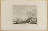 French Revolution: Capture of the castle and town of Jalès from Count Fr L de Saillans, leader of the royalists of …
