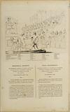 Plea of Louis XVI accompanied by De Sèze, Valazé at the assembly of the Convention, Salle du Manège, Palais des …