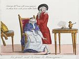 Monseigneur's great heartache