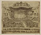 Ceremony of the Baptism of Monsignor the Dauphin made at S (t) Germain en Laye on 24 March 1668 …