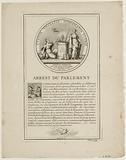 Arrest of Parliament