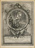 Generous dedication of the Parisian National Guards, in the service of the fatherland