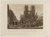 Funeral service from a very high, very powerful and magnificent lord clergy of France, who died on 2 November 1789, …