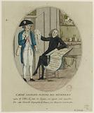 Abbé Grimaud mourns his profits
