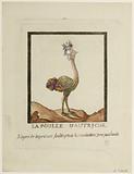 La Poulle d'Autr uy che. … Ah the Beautiful child, Kissing foster mother.
