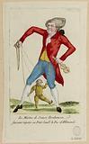 The Brabancon Dance Master making the Petit Condé repeat the Pas d'Allemande
