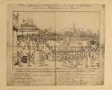 Execution of Robespierre and his accomplices conspirators against Liberty and Equality, anonymous engraving