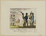 Königlich Spanisches Taegerregiment Catalonien und Infanterie Zamora