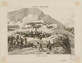 Military France. Battle of Vimeiro.
