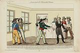 Soul. Assassination of Marshal Brune.