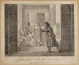 Assassination of HRH the Duke of Berry. 13 February 1820, Eleven o'clock in the evening.